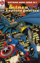 Batman (Hors Série Semic 1re série) -7- Batman & Captain America