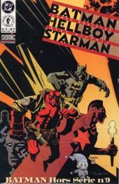 Batman (Hors Série Semic 1re série) -9- Batman / Hellboy / Starman