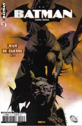 Batman (Hors Série - Panini) -3- Jeux de guerre (4/7)