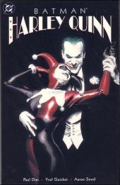 Batman (One shots - Graphic novels) -GN- Batman: Harley Quinn