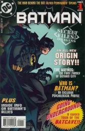 Batman (One shots - Graphic novels) -OS- Batman: Secret files and origins