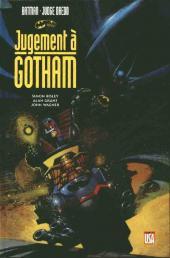 Batman - Judge Dredd