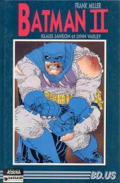 Batman - Dark Knight -2- La Battue et la Chute