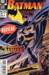 Batman Legend -INT1- Batman Legend Album relié n°1
