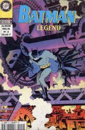 Batman Legend -INT2- Batman Legend Album relié n°2