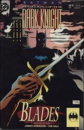 Batman: Legends of the Dark Knight (1989) -32- Blades part 1