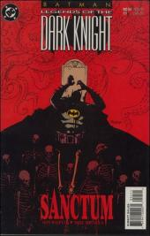 Batman: Legends of the Dark Knight (1989) -54- Sanctum
