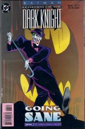 Batman: Legends of the Dark Knight (1989) -65- Going sane part 1 : into the rushing river