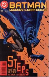 Batman: Legends of the Dark Knight (1989) -98- Steps part 1