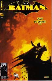 Batman (Panini) -10- Jeux de guerre (7/7)