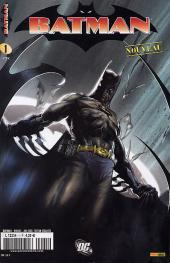 Batman (Panini) -1- Peur sur Gotham