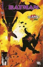 Batman (Panini) -21- Rupture de contrat