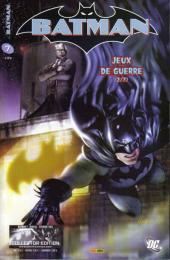 Batman (Panini) -7- Jeux de guerre (2/7)
