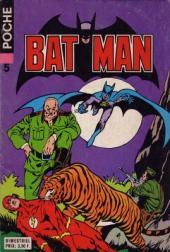 Batman Poche (Sagédition) -5- Échec au poison