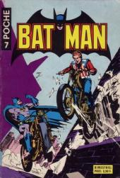 Batman Poche (Sagédition) -7- Le casse-cou