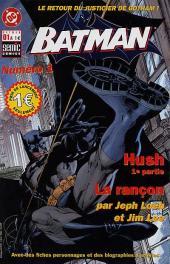 Batman (Semic) -1A- Hush - La rançon