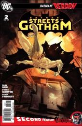 Batman: Streets of Gotham (2009) -2- City on fire