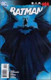 Batman Vol.1 (DC Comics - 1940) -676- Batman R.I.P., part 1: Midnight in the House of Hurt