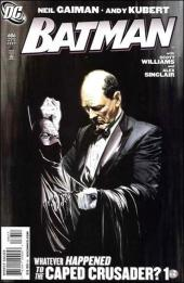 Batman Vol.1 (DC Comics - 1940) -686- Whatever Happened to the Caped Crusader, part 1 of 2: The Beginning of the End