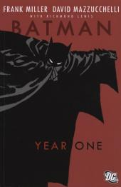 Batman Vol.1 (DC Comics - 1940) -INTa- Year One