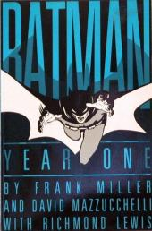 Batman Vol.1 (DC Comics - 1940) -INT'- Year One