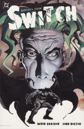 Batman (One shots - Graphic novels) -GN- Batman/Joker: Switch