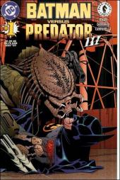 Batman versus Predator III (1997) -1- Blood ties part 1