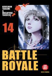 Battle Royale -14- Tome 14