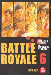 Battle Royale -6- Un ami pour la vie
