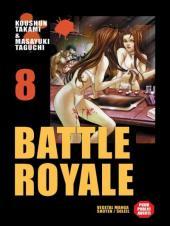 Battle Royale -8- Sixième sens