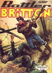 Battler Britton -105- Mer de feu