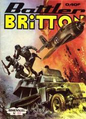 Battler Britton -151- Camouflage