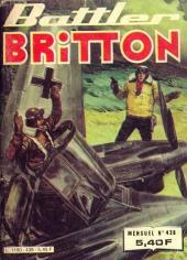 Battler Britton (Imperia) -438- L'étrange adieu