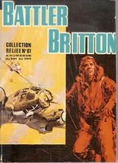 Battler Britton -Rec61- Collection Reliée N°61 (du n°391 au n°394)