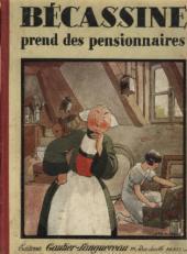Bécassine -20- Bécassine prend des pensionnaires