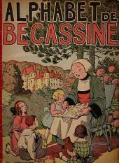 Bécassine -HS1a- Alphabet de Bécassine