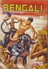 Bengali (Akim Spécial Hors-Série puis Akim Spécial puis) -21- Guerre dans la jungle