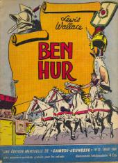 Samedi Jeunesse -33- Ben Hur