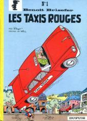 Benoît Brisefer -1a1966- Les taxis rouges