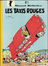 Benoît Brisefer -1a1972- Les taxis rouges