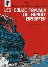 Benoît Brisefer -3c97- Les douze travaux de Benoît Brisefer