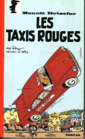 Benoît Brisefer -1Poch- Les taxis rouges