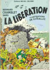 Bernard Chamblet -3a- Bernard Chamblet dans la Libération
