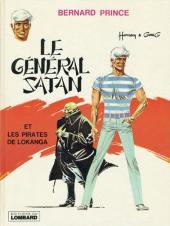 Bernard Prince -1a80- Le général satan