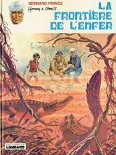Bernard Prince -3c1980- La frontière de l'enfer