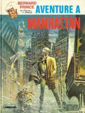 Bernard Prince -4a80- Aventure à Manhattan