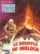 Bernard Prince -10- Le souffle de Moloch