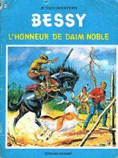 Bessy -119- L'Honneur de Daim Noble
