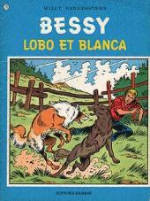 Bessy -123- Lobo et Blanca