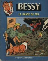 Bessy -61- La danse de feu